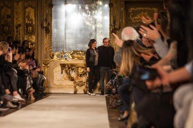 Cividini show at the Milan Fashion Week