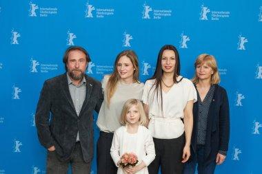 Bjarne Maedel, Julia Jentsch, Emilia Pieske,  Anne Zohra Berrached and Johanna Gastdorf