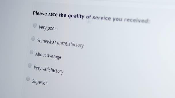 Customer Satisfaction Survey Macro Bad