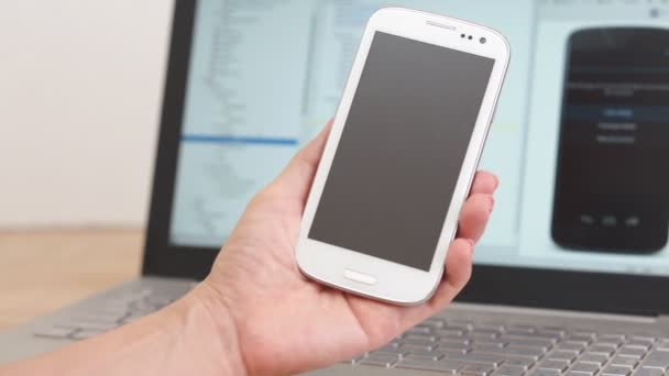 telefon pro vývoj aplikací