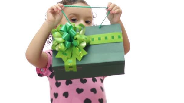 Baba lány less ajándék táska