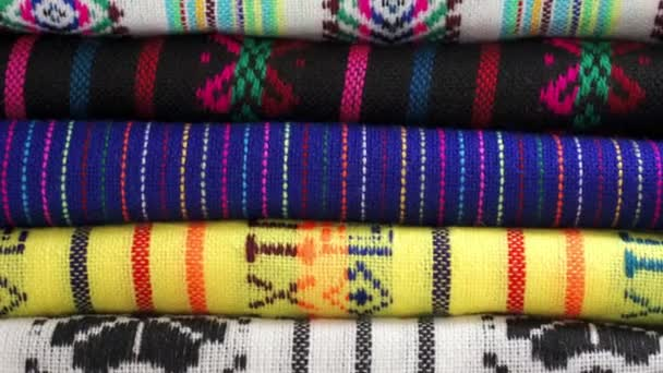 Overhead Dolly Traditional Mexican Fabrics