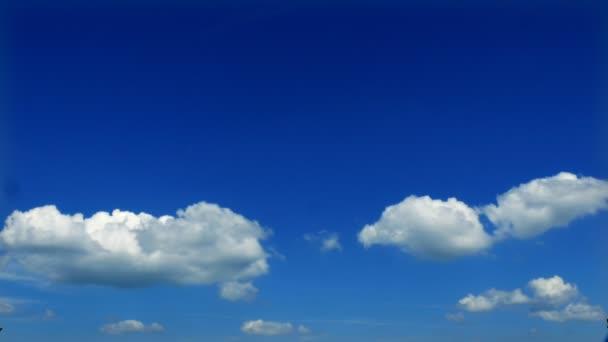 TimeLapse felhők
