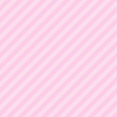 Pastel Diagonal Stripes Pattern
