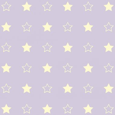 Pattern with stars.