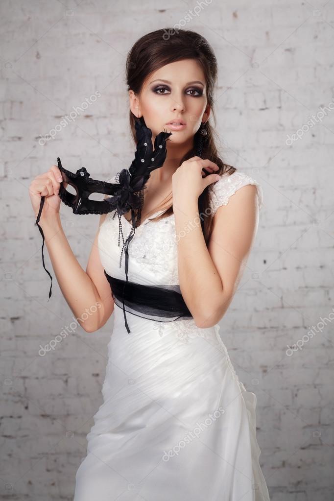 Fotos de chicas vestido blanco