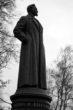 "Картина, постер, плакат, фотообои ""статуя феликса дзержинского "", артикул 59206703"