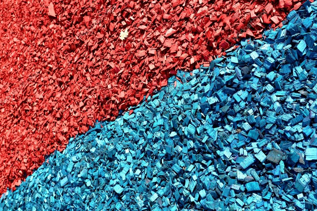 Red blue chips