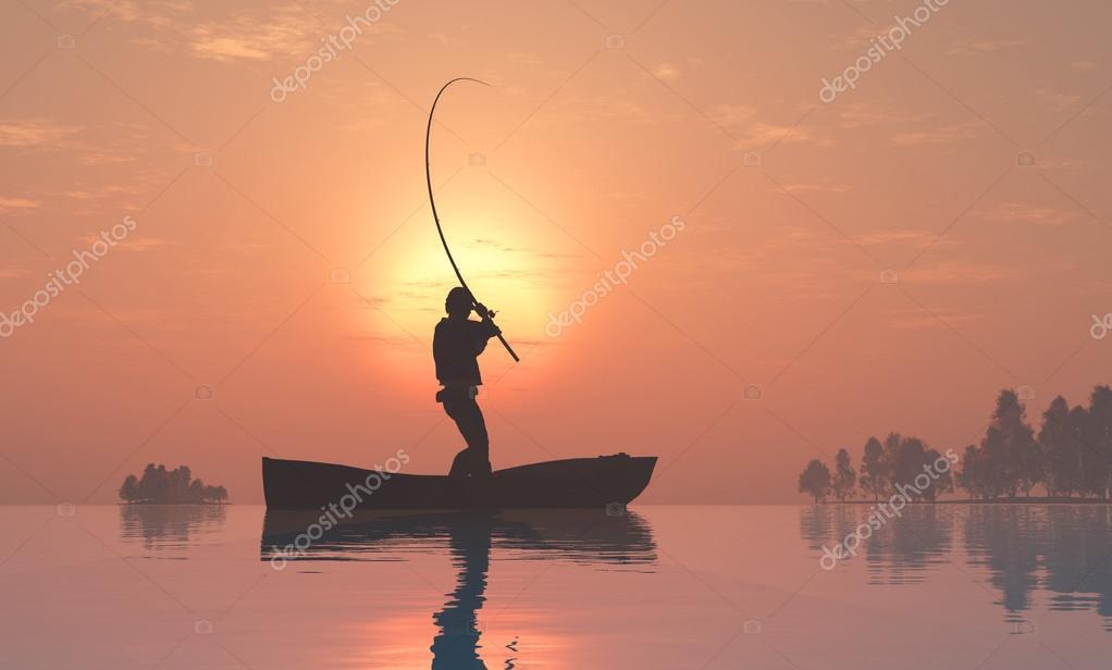 фото пьяного рыбака в лодке