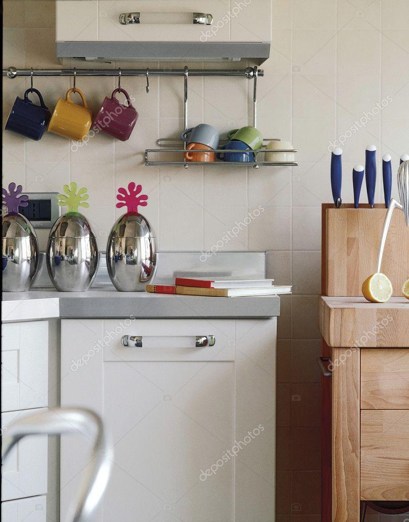 Cozinha Moderna Fotografias De Stock Aaphotograph 58409035
