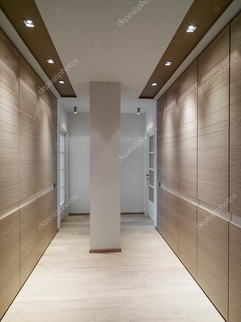 vue du couloir modern — Photographie aaphotograph © #93818658
