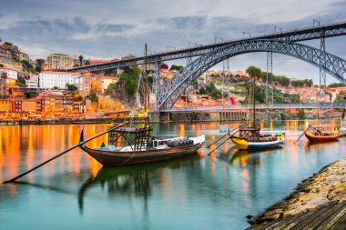 Porto Portugal on the Douro River