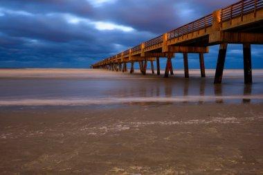 Jacksonville Pier at Jax Beach