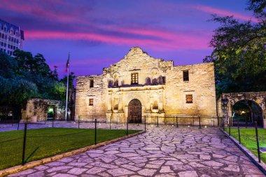 The Alamo at Dawn