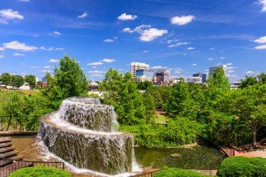 Columbia, South Carolina Fountain