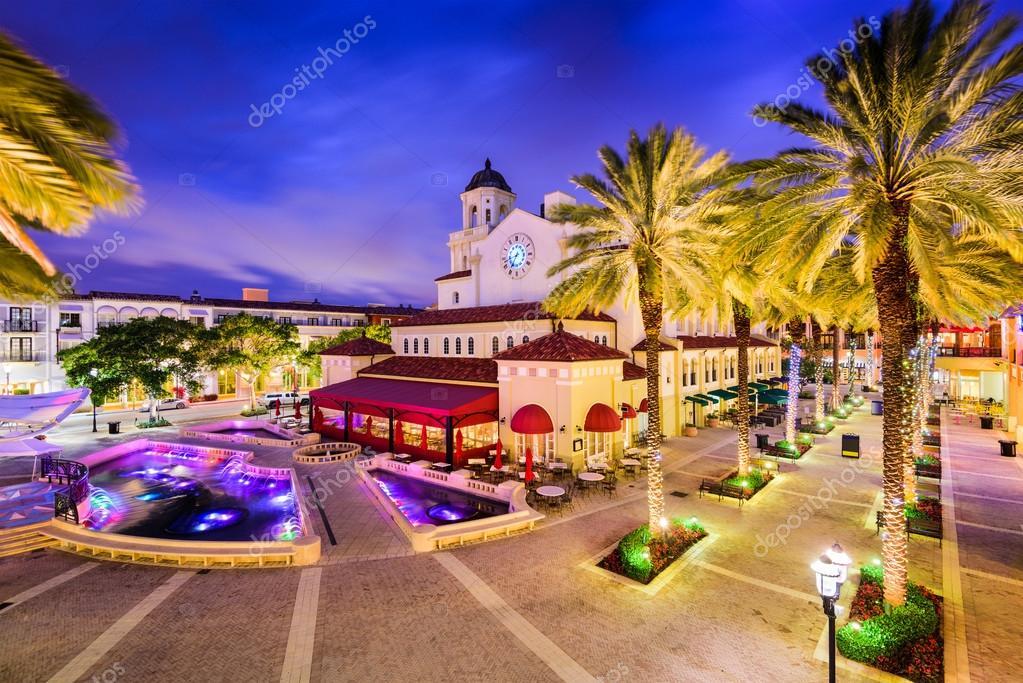 West Palm Beach >> West Palm Beach Florida Stok Foto C Sepavone 117430388