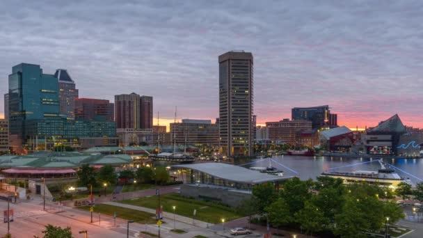 Skyline di Baltimora, Maryland