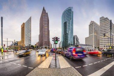 Potsdamerplatz Financial District of Berlin
