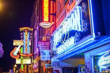 Nashville Honkey Tonk Bars