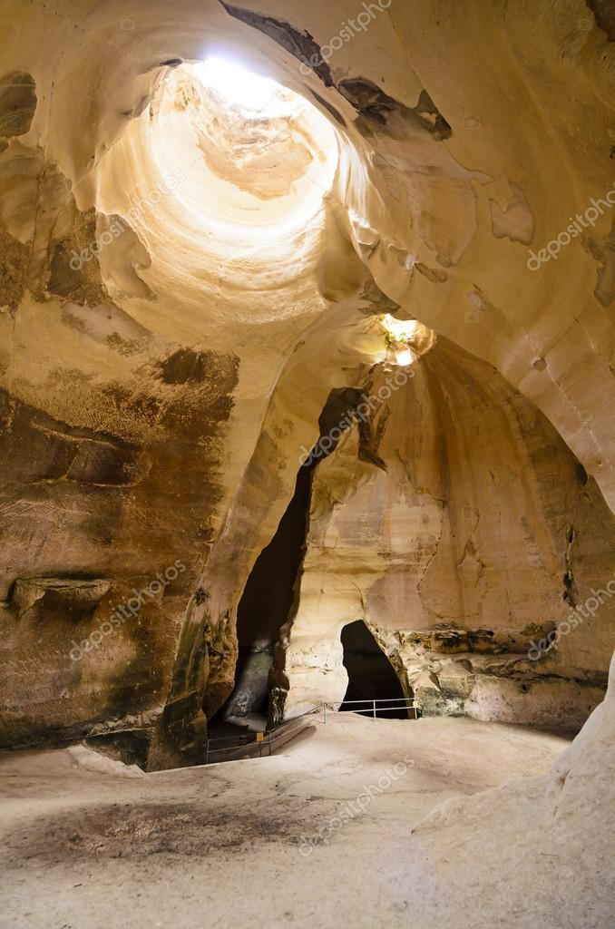 Bet Guvrin, Israel Caves