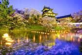 Fotografie Nara, Japan at Koriyama Castle.
