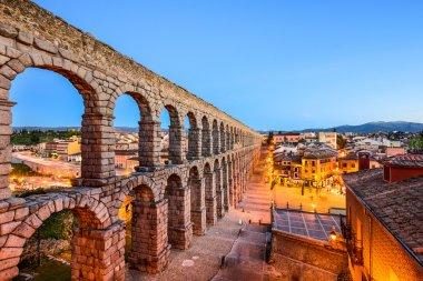 Segovia, Spain Ancient Roman Aqueduct
