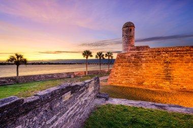 St. Augustine, Florida Spanish Fort
