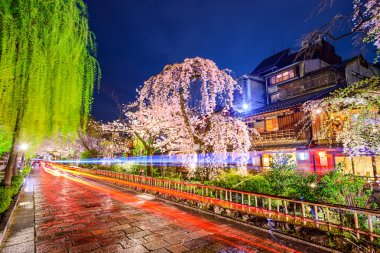 Gion District of Kyoto, Japan