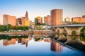 Fényképek Hartford City Skyline