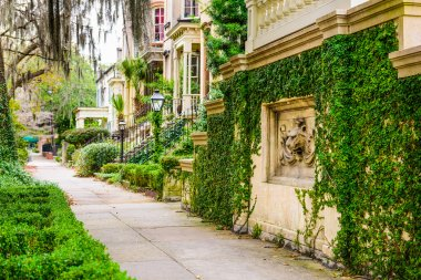 Savannah Georgia Historic District