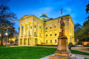 Raleigh State Capitol