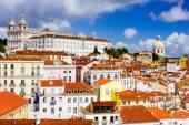 Alfama okres Lisabon
