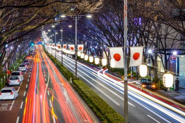 Harajuku Traffic