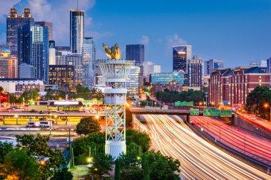 Atlanta Georgia Cityscape