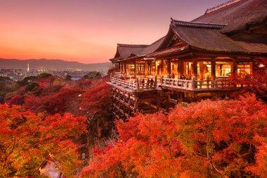 Kiyomizu Temple of Kyoto, Japan