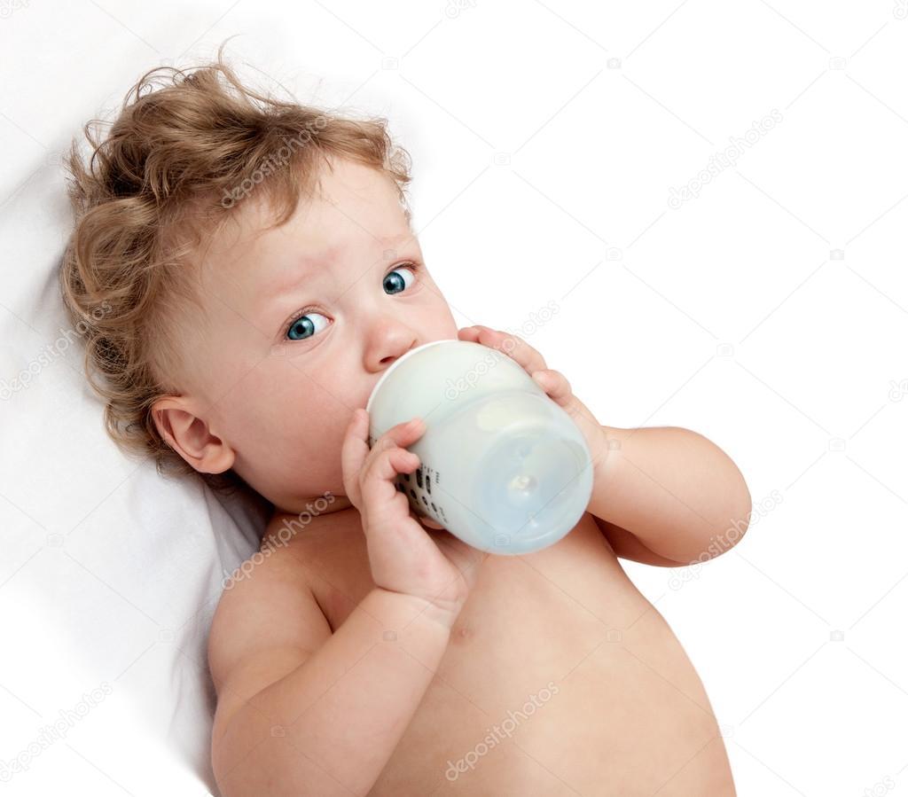 Молоко сонник сосать