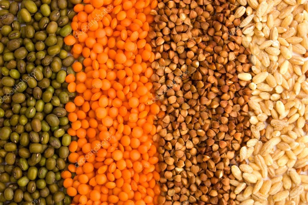 Diversi tipi di grano foto stock khudoliy 56994265 - Diversi tipi di trecce ...