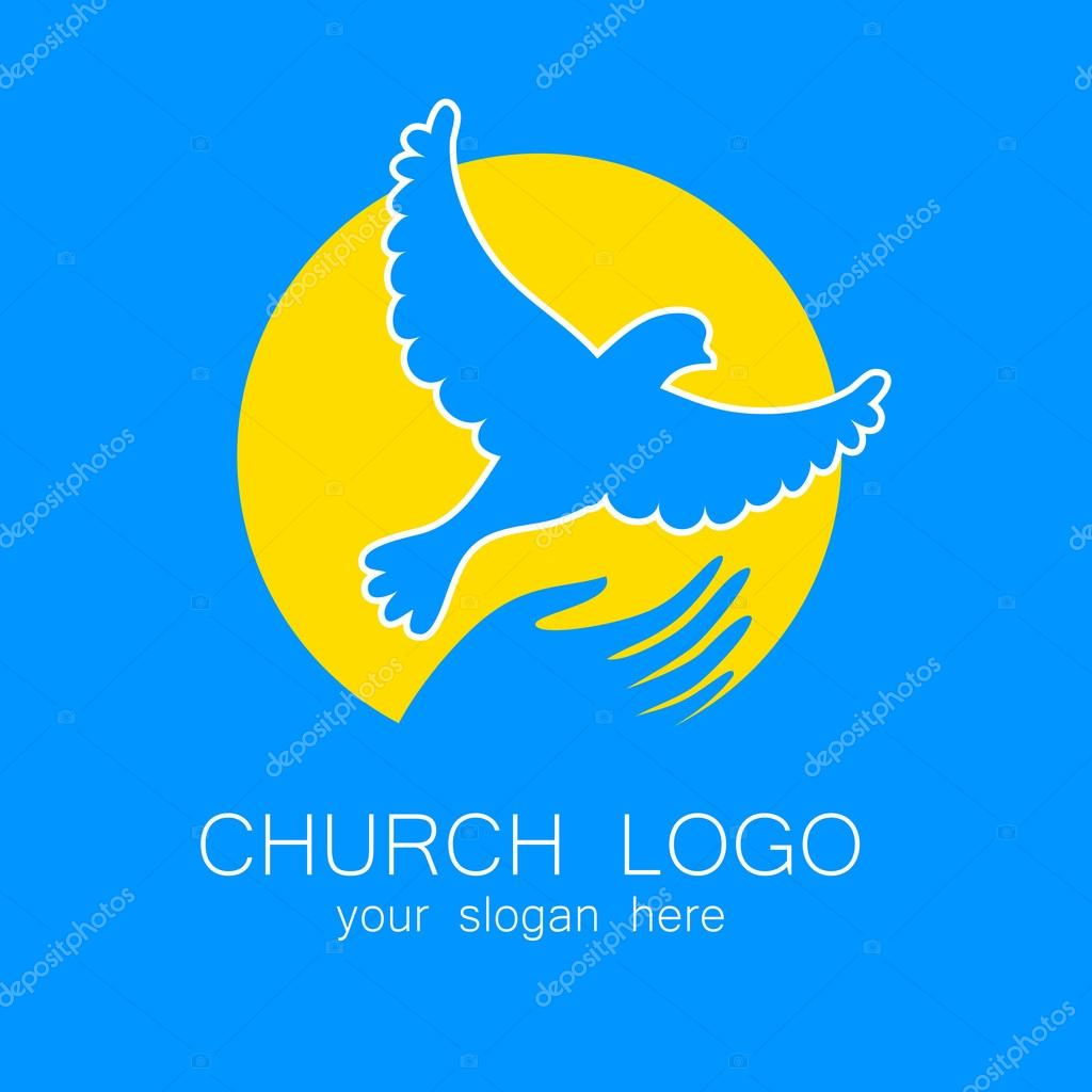 church logo template stock vector antoshkaforever 101309898