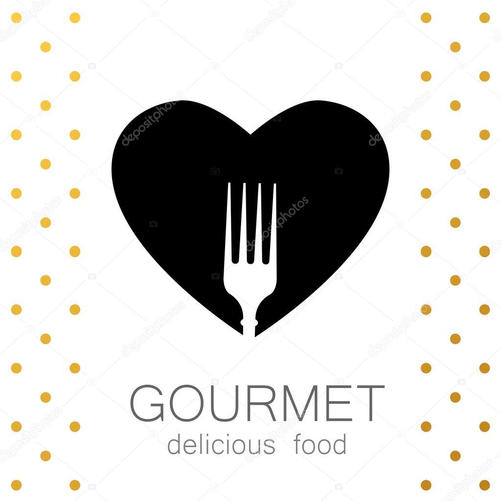 deliciosa comida gourmet — Vector de stock © antoshkaforever #106639012