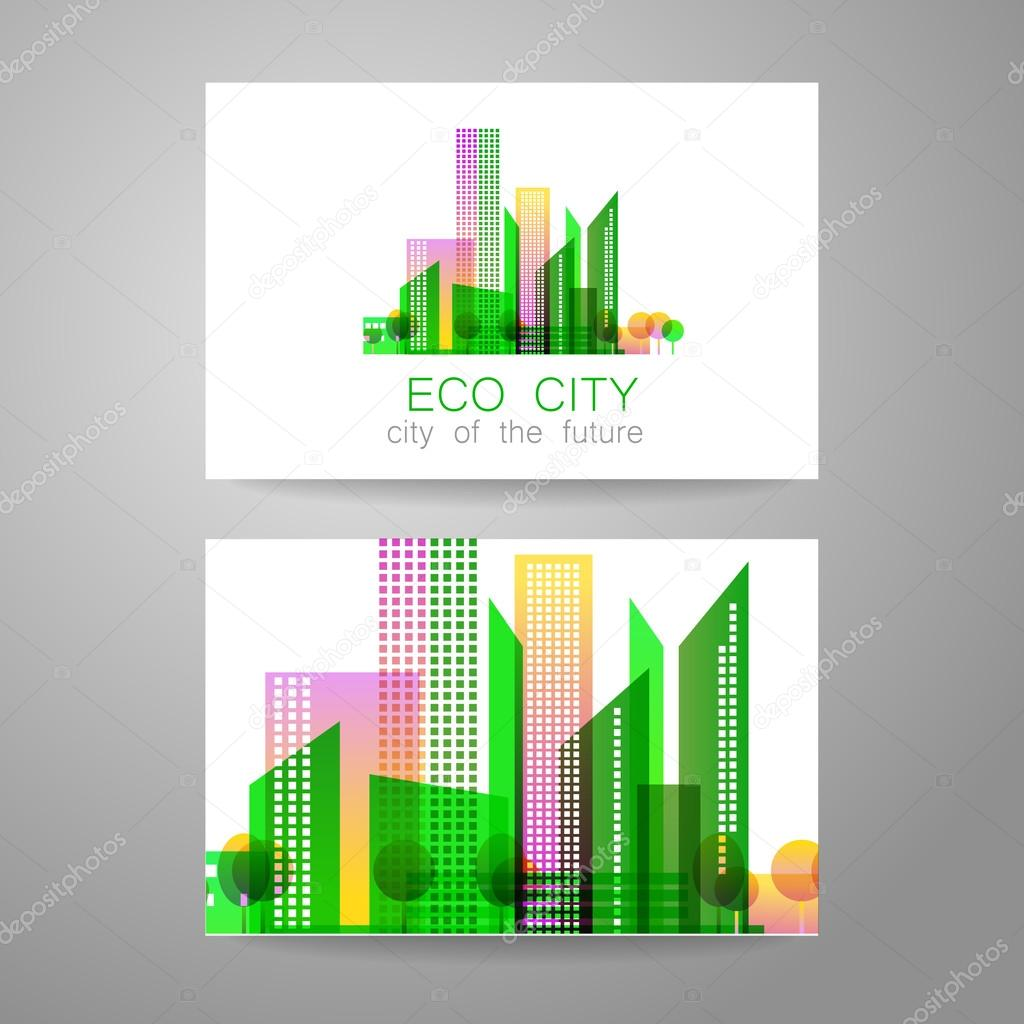 eco city logo