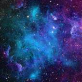 Galaxy hvězd. Abstraktní prostor pozadí