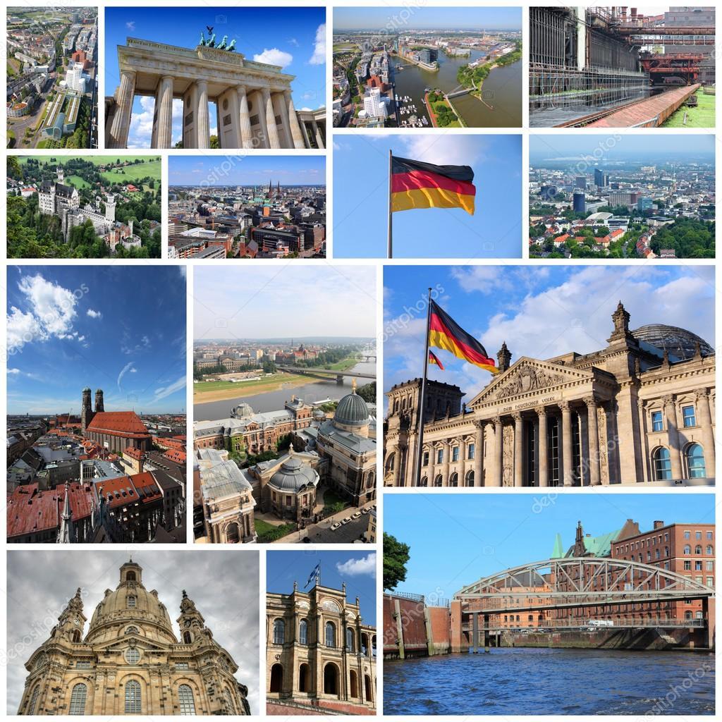 кровля коллаж с картинками по германии плохую