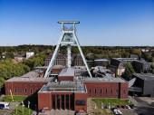 Bochum. Industrielles Erbe des Ruhrgebiets. Ehemalige Zeche, heute Deutsches Bergbaumuseum.