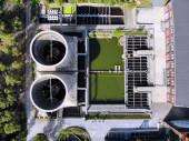 Bochum. Industrielles Erbe des Ruhrgebiets. Ehemalige Kraftwerksdrohne.
