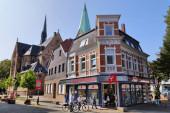 BOCHUM, DEUTSCHLAND - 17. September 2020: Menschen besuchen Wattenscheid. Einst war Wattenscheid eine eigenständige Stadt, heute gehört sie zu Bochum.