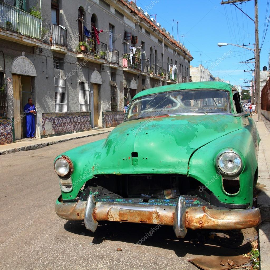 Cuba old car – Stock Editorial Photo © tupungato #54286919