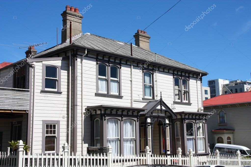 Immobilien In Neuseeland immobilien in neuseeland — redaktionelles stockfoto © tupungato