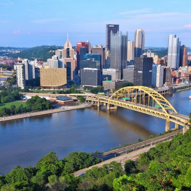Pittsburgh city - architecture