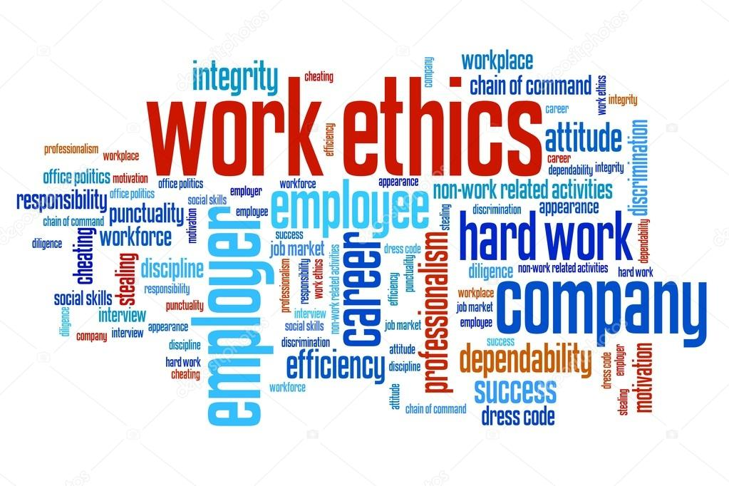 work ethics of todays workers Ethical behaviour is at the core of every profession on the occasion of national social work week 2005, the canadian association of social workers (casw) adopted a.