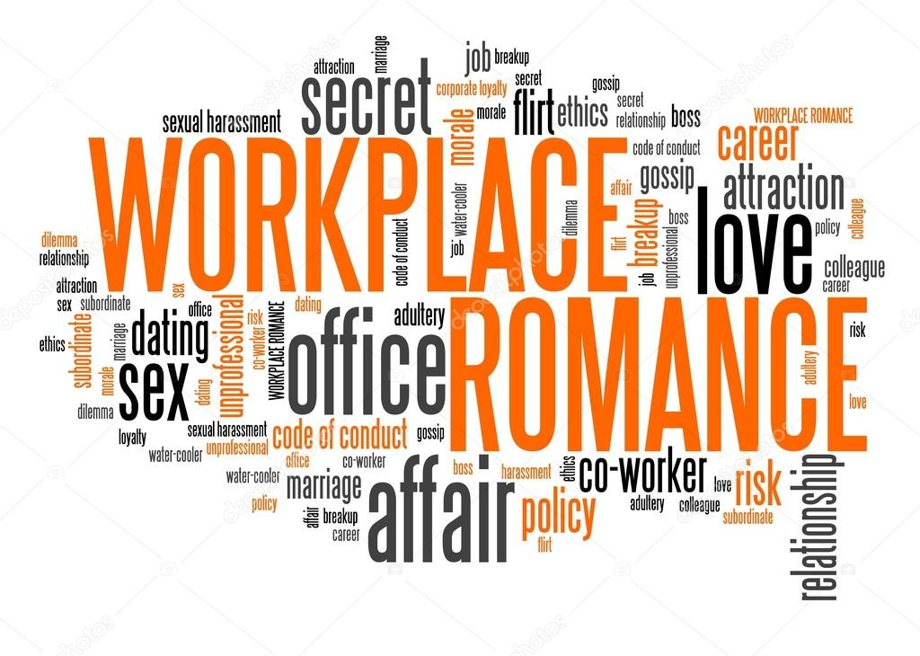 workplace romance word cloud stock photo tupungato 99420884